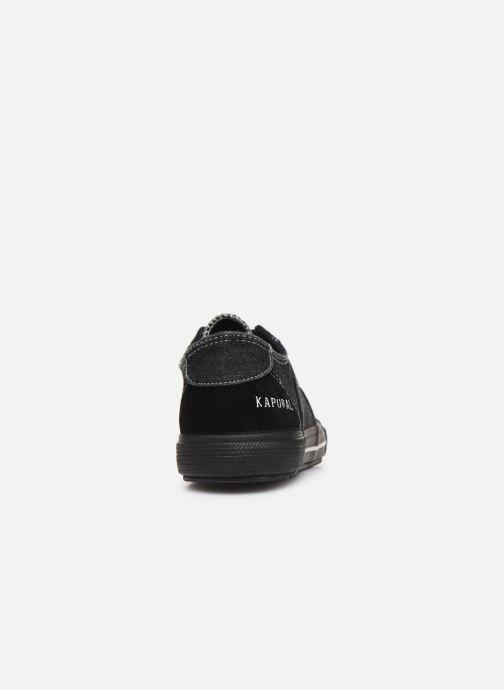 Baskets Kaporal Yariska Noir vue droite