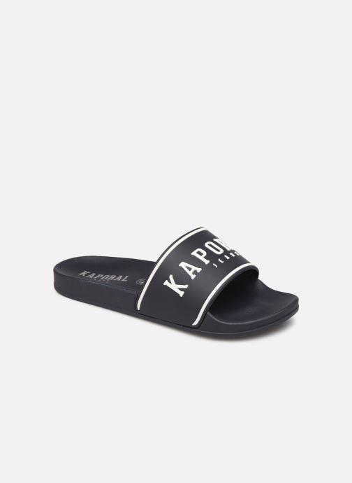 Sandales et nu-pieds Kaporal Playa Bleu vue détail/paire