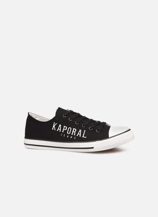 Baskets Kaporal Diry Noir vue derrière