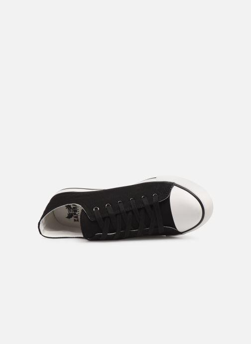 Baskets Kaporal Diry Noir vue gauche