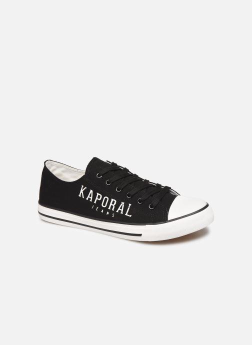 Baskets Kaporal Diry Noir vue détail/paire