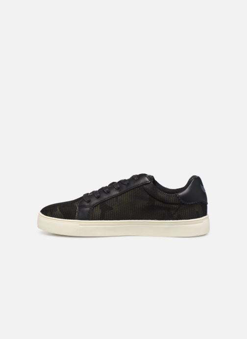 Trainers Kaporal Sanso Black front view