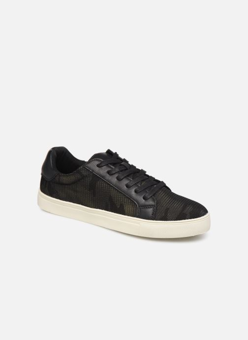 Trainers Kaporal Sanso Black detailed view/ Pair view