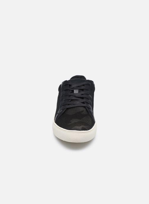 Baskets Kaporal Sanso Noir vue portées chaussures