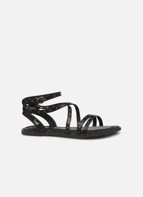 Sandales et nu-pieds Kaporal Suzy Noir vue derrière