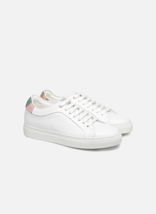 Baskets PS Paul Smith Basso Blanc vue 3/4