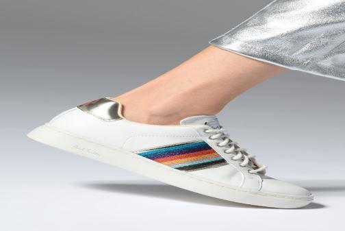 Baskets PS Paul Smith Lapin Womens Shoes Blanc vue bas / vue portée sac