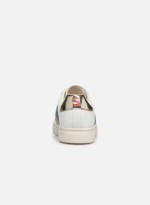 Baskets PS Paul Smith Lapin Womens Shoes Blanc vue droite