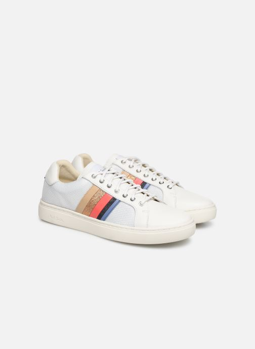 Baskets PS Paul Smith Lapin Womens Shoes Blanc vue 3/4