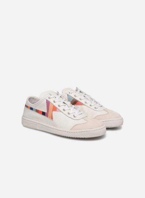 Baskets PS Paul Smith Ziggy Womens Shoes Blanc vue 3/4