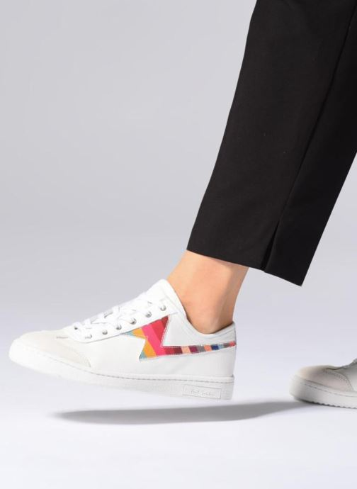 Baskets PS Paul Smith Ziggy Womens Shoes Blanc vue bas / vue portée sac