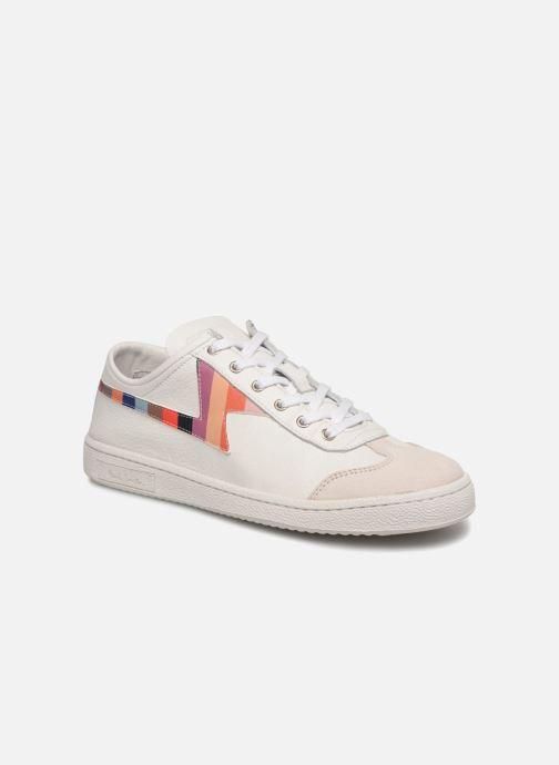 Baskets PS Paul Smith Ziggy Womens Shoes Blanc vue détail/paire