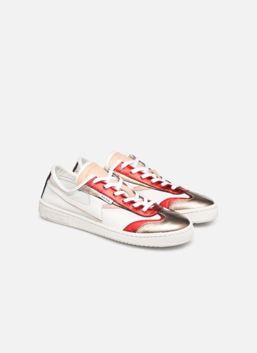 Sneaker PS Paul Smith Ziggy Womens Shoes mehrfarbig 3 von 4 ansichten