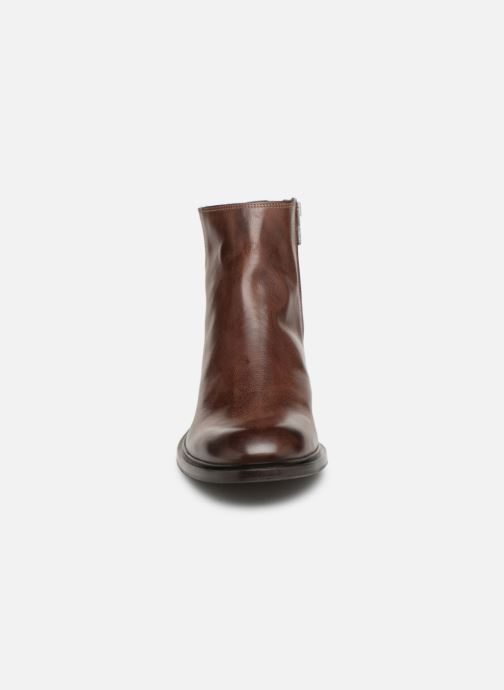 Bottines et boots PS Paul Smith Billy Marron vue portées chaussures