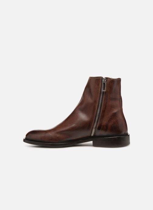 Bottines et boots PS Paul Smith Billy Marron vue face