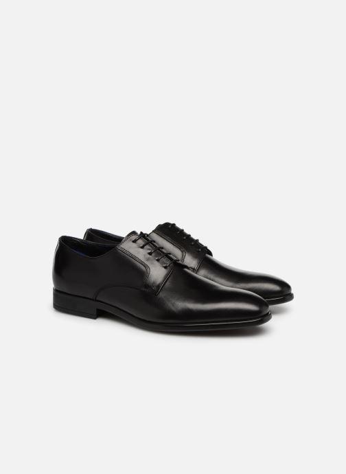 Chaussures à lacets Paul Smith Daniel Noir vue 3/4