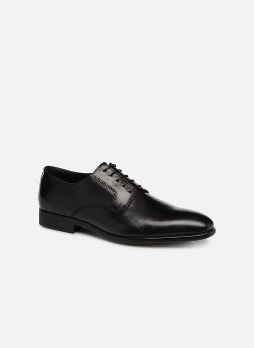 Chaussures à lacets Paul Smith Daniel Noir vue détail/paire