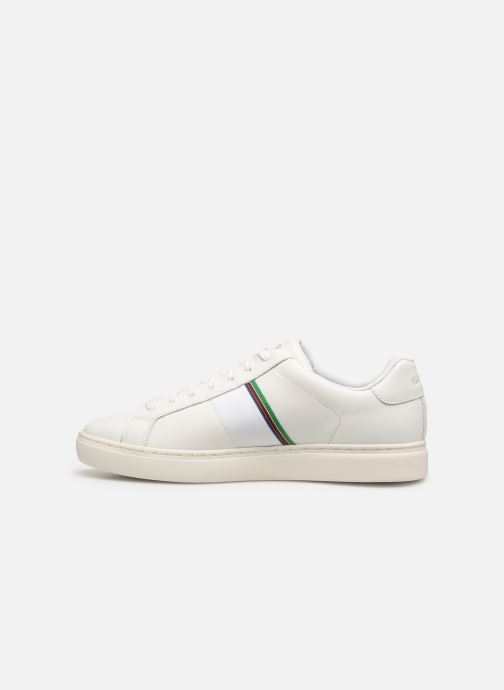 Baskets PS Paul Smith Rex Blanc vue face