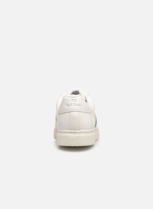 Baskets PS Paul Smith Rex Blanc vue droite