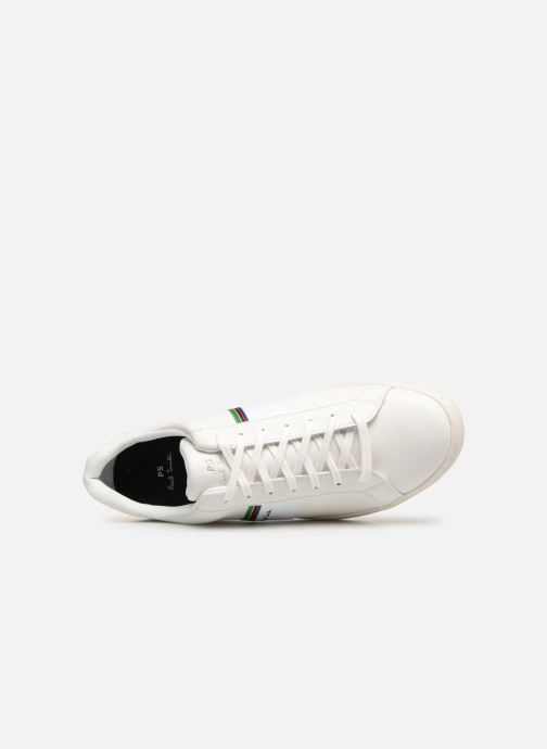 Baskets PS Paul Smith Rex Blanc vue gauche