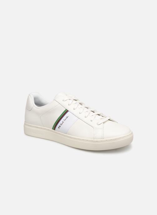 Baskets PS Paul Smith Rex Blanc vue détail/paire