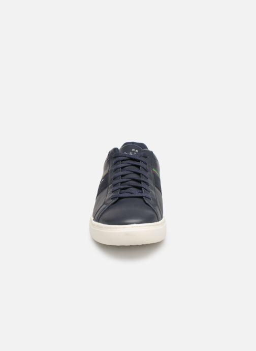 Baskets PS Paul Smith Rex Bleu vue portées chaussures