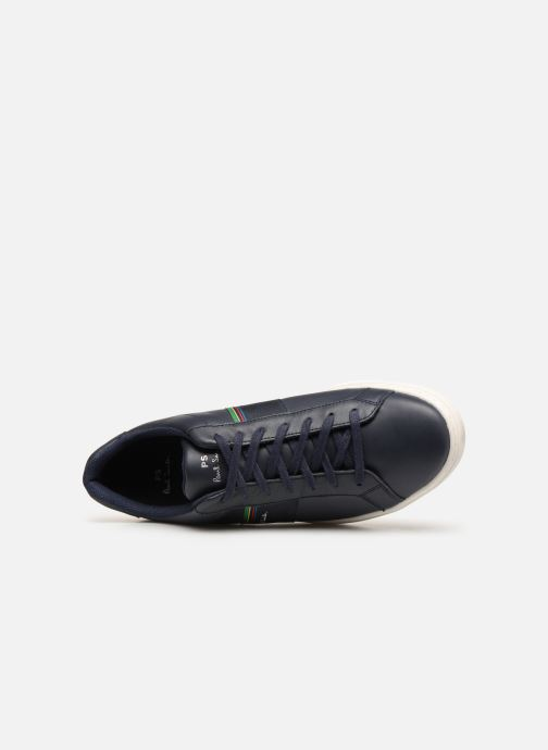 Baskets PS Paul Smith Rex Bleu vue gauche