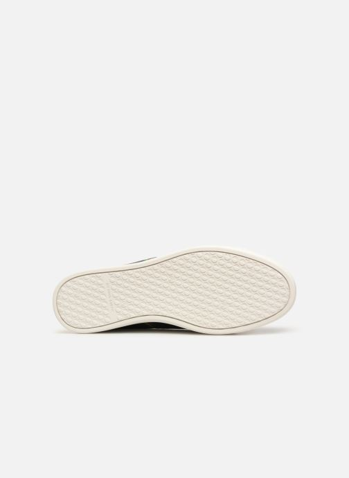 Baskets PS Paul Smith Rex Bleu vue haut