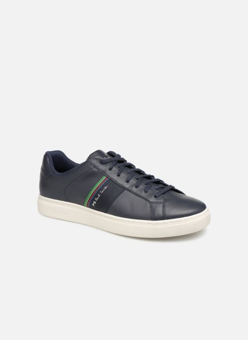 Baskets PS Paul Smith Rex Bleu vue détail/paire