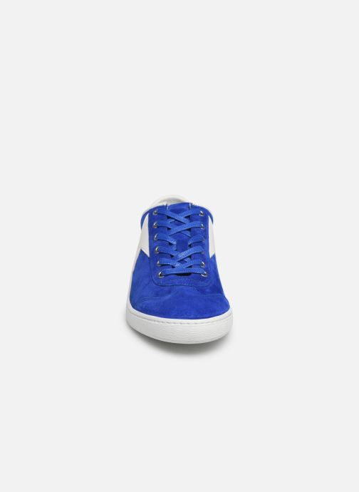 Baskets PS Paul Smith Ziggy Mens Shoes Bleu vue portées chaussures