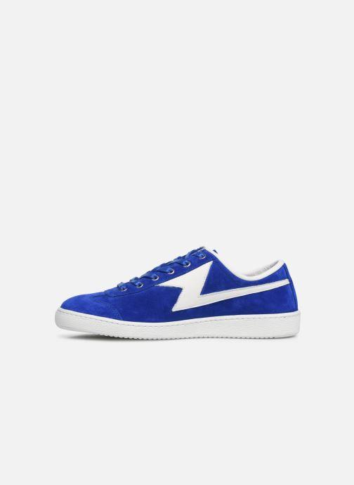 Baskets PS Paul Smith Ziggy Mens Shoes Bleu vue face