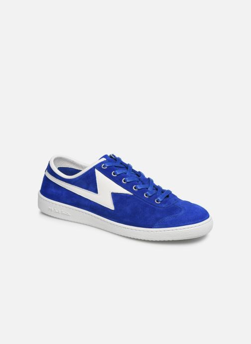 Baskets PS Paul Smith Ziggy Mens Shoes Bleu vue détail/paire