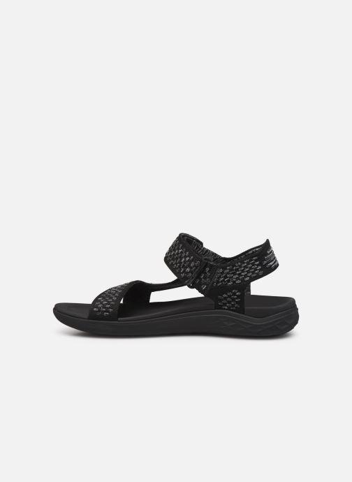 Sandales et nu-pieds Teva Terra-Float 2 Knit Noir vue face