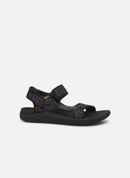 Sandales et nu-pieds Teva Terra-Float 2 Knit Noir vue derrière