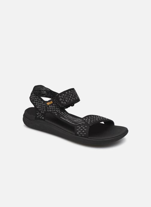 Sandales et nu-pieds Teva Terra-Float 2 Knit Noir vue détail/paire