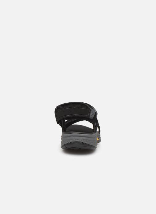Sandalen Teva Strata Universal schwarz ansicht von rechts