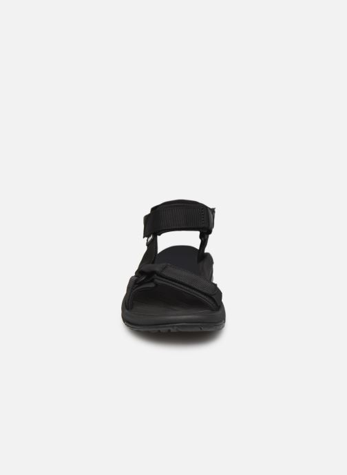 Sandalen Teva Terra Fi Lite schwarz schuhe getragen