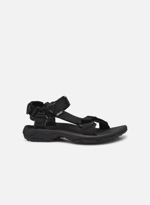 Sandalen Teva Terra Fi Lite schwarz ansicht von hinten