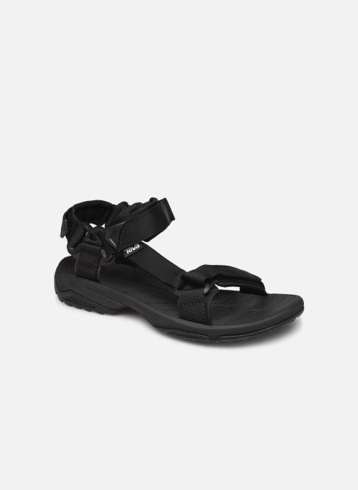 Sandalen Teva Terra Fi Lite schwarz detaillierte ansicht/modell