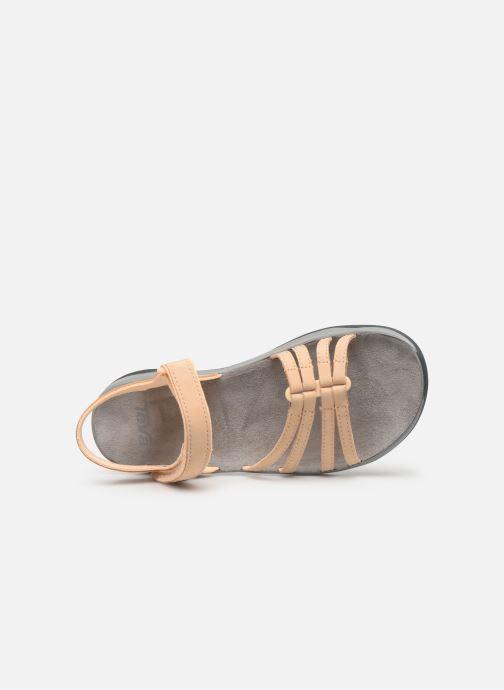 Sandales et nu-pieds Teva Elzada Sandal LEA Beige vue gauche