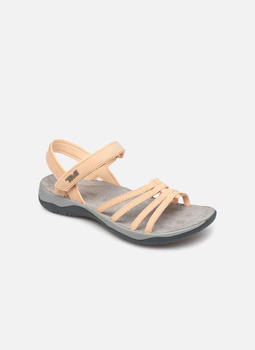 Sandales et nu-pieds Teva Elzada Sandal LEA Beige vue détail/paire