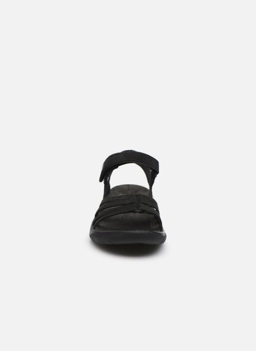 Sandalias Teva Elzada Sandal LEA Negro vista del modelo