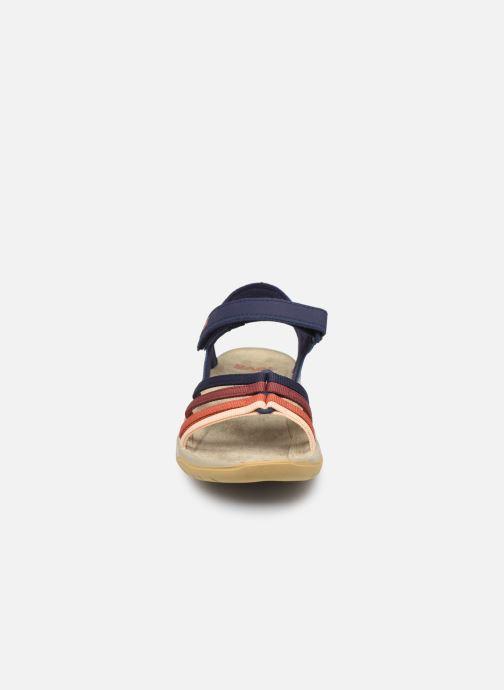 Sandales et nu-pieds Teva Elzada Sandal WEB Multicolore vue portées chaussures