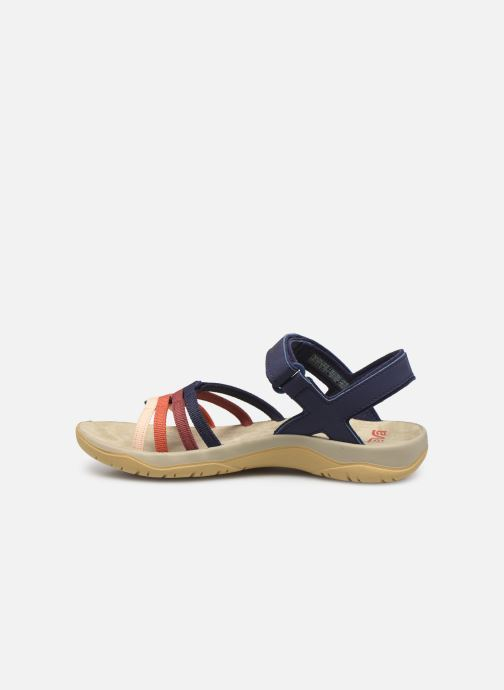 Sandales et nu-pieds Teva Elzada Sandal WEB Multicolore vue face