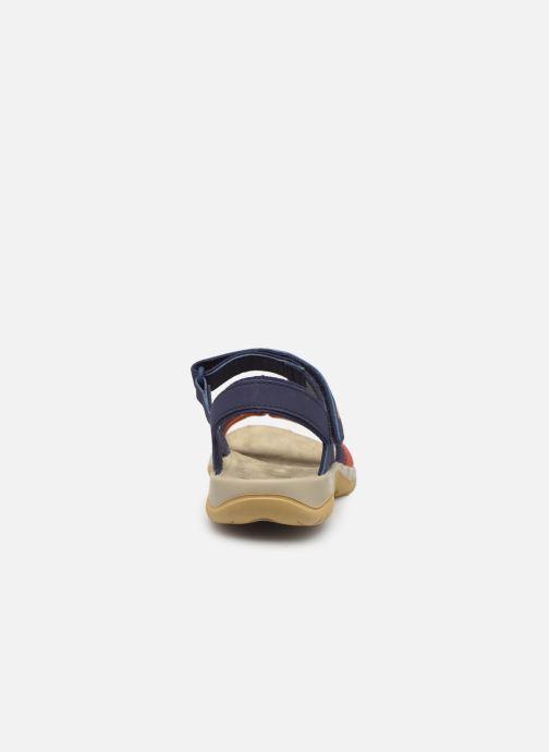 Sandales et nu-pieds Teva Elzada Sandal WEB Multicolore vue droite