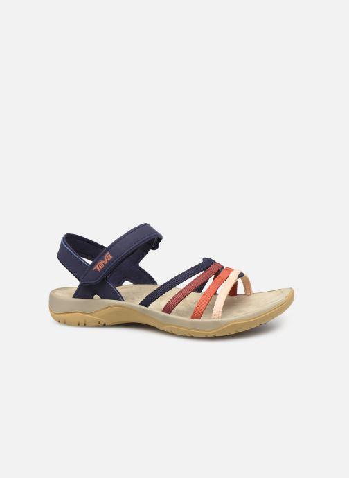 Sandales et nu-pieds Teva Elzada Sandal WEB Multicolore vue derrière