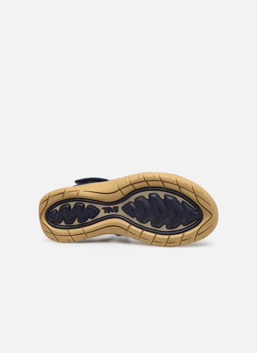 Sandales et nu-pieds Teva Elzada Sandal WEB Multicolore vue haut