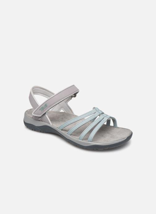 Sandales et nu-pieds Teva Elzada Sandal WEB Gris vue détail/paire