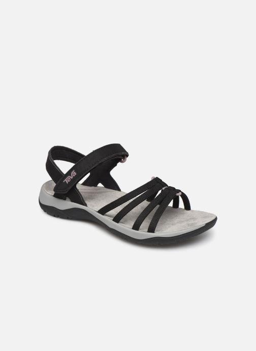 Sandales et nu-pieds Teva Elzada Sandal WEB Noir vue détail/paire