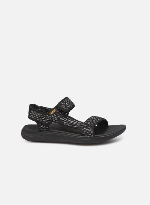 Sandales et nu-pieds Teva Terra-Float 2 Knit W Noir vue derrière
